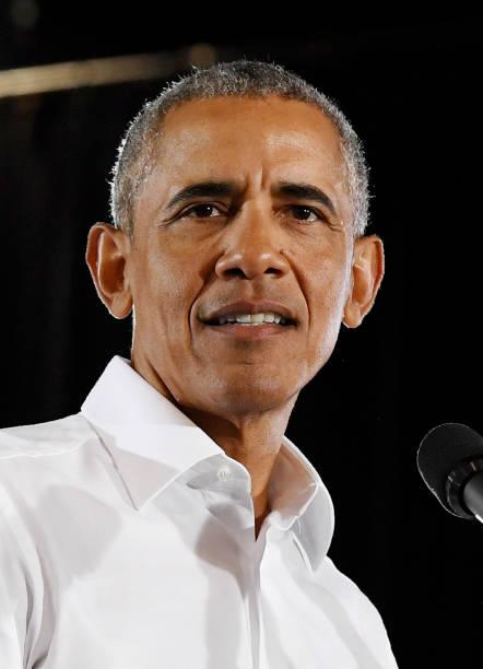 Former President Obama Speaks At Rally For Nevada Democrats In Las Vegas:ニュース(壁紙.com)