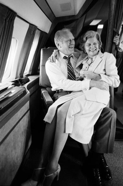 Betty Ford「Former U.S. President Gerald R. Ford Travels To Oman」:写真・画像(9)[壁紙.com]