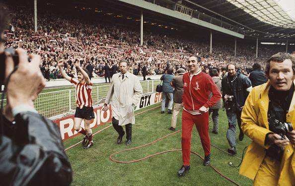 Club Soccer「1973 FA Cup Final Winners Sunderland」:写真・画像(13)[壁紙.com]