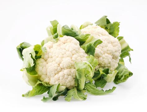 Cauliflower「isolated cauliflower」:スマホ壁紙(14)