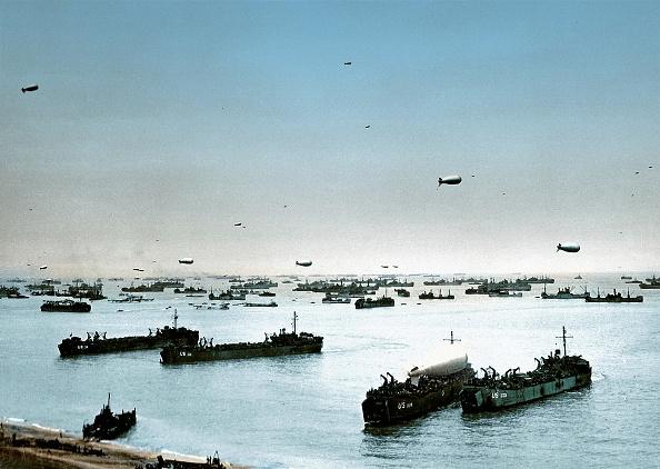 Military Invasion「Normandy Landing」:写真・画像(2)[壁紙.com]