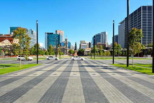 Town Square「Victoria Square Adelaide」:スマホ壁紙(11)