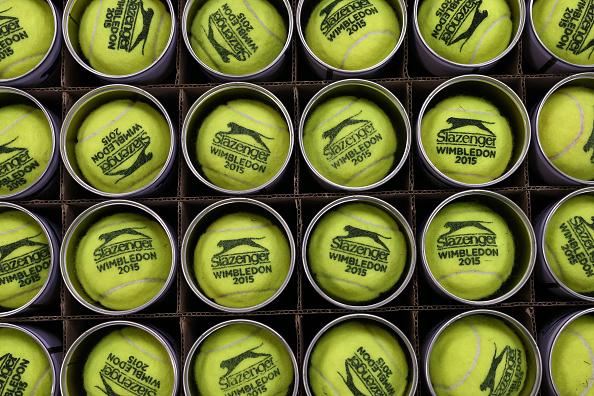 テニス「Wimbledon Tennis Championship - Day Eight」:写真・画像(0)[壁紙.com]