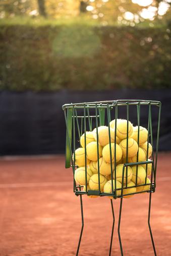クレイコート「テニス ・ バスケット ボール」:スマホ壁紙(14)