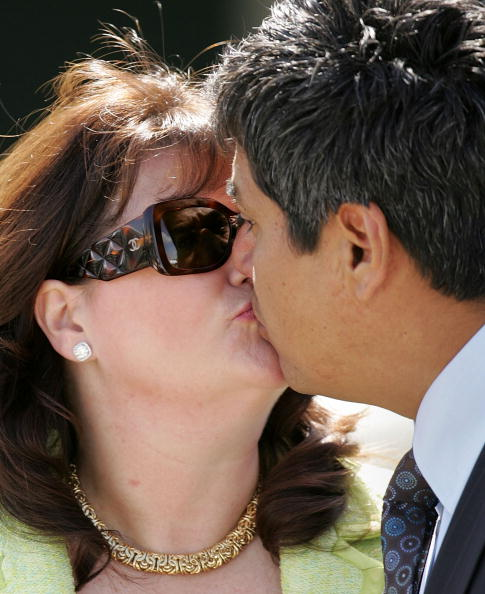 Carlo Allegri「Michael Jackson Court Case Continues」:写真・画像(10)[壁紙.com]