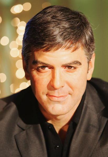 Wax Figure「George Clooney - Waxwork Unveiling」:写真・画像(19)[壁紙.com]