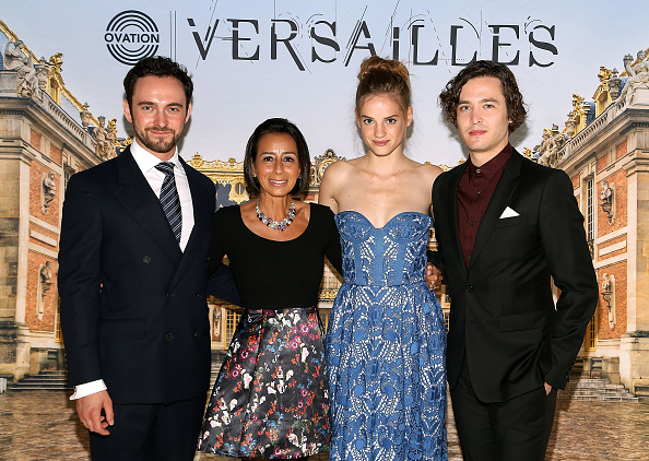 """Strategy「Ovation Celebrates The Premiere Of """"Versailles"""" At The French Embassy」:写真・画像(17)[壁紙.com]"""