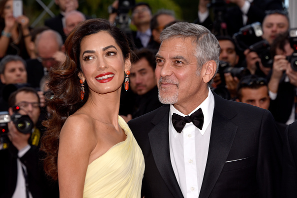 "Amal Clooney「""Money Monster"" - Red Carpet Arrivals - The 69th Annual Cannes Film Festival」:写真・画像(5)[壁紙.com]"