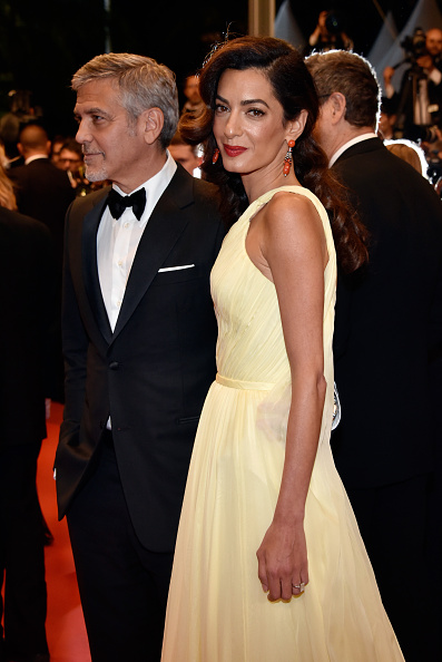 "Yellow Dress「""Money Monster"" - Red Carpet Arrivals - The 69th Annual Cannes Film Festival」:写真・画像(18)[壁紙.com]"