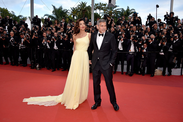 "Versace Dress「""Money Monster"" - Red Carpet Arrivals - The 69th Annual Cannes Film Festival」:写真・画像(18)[壁紙.com]"