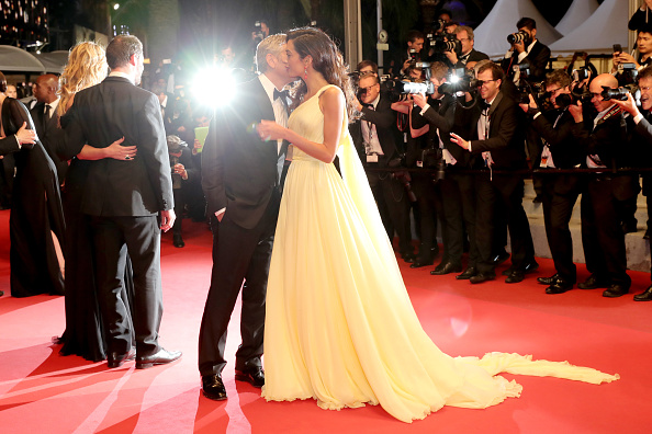 "Versace Dress「""Money Monster"" - Red Carpet Arrivals - The 69th Annual Cannes Film Festival」:写真・画像(13)[壁紙.com]"