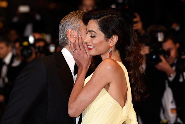 "Amal Clooney「""Money Monster"" - Red Carpet Arrivals - The 69th Annual Cannes Film Festival」:写真・画像(17)[壁紙.com]"