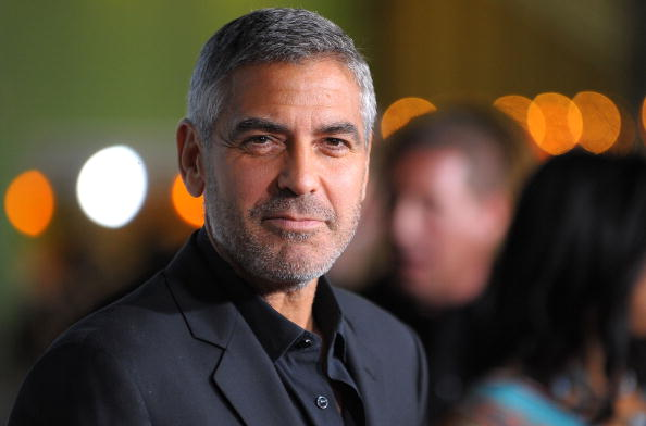 """George Clooney「Premiere Of Paramount Pictures' """"Up In The Air"""" - Arrivals」:写真・画像(15)[壁紙.com]"""