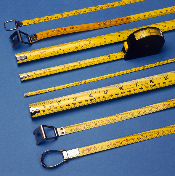 Measuring「Choice of a tape measure」:写真・画像(1)[壁紙.com]