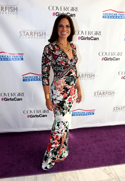 Evening Gown「Soledad O'Brien & Brad Raymond Starfish Foundation 4th Annual New Orleans To New York City Gala」:写真・画像(9)[壁紙.com]