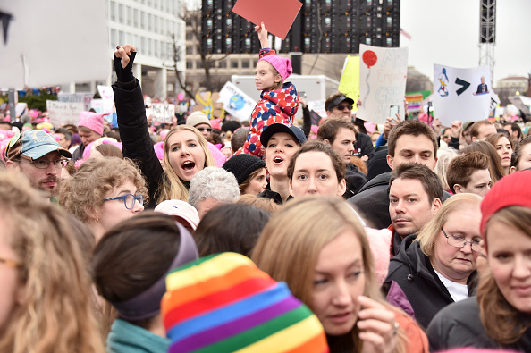 Tranquility「Women's March On Washington」:写真・画像(4)[壁紙.com]
