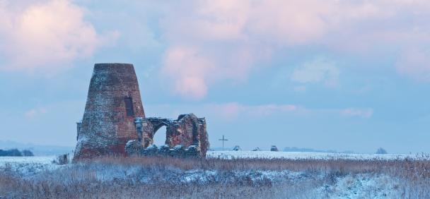Abbey - Monastery「Ruined abbey.」:スマホ壁紙(17)