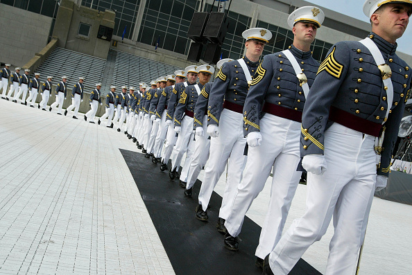 In A Row「Commencement Exercises At West Point」:写真・画像(19)[壁紙.com]