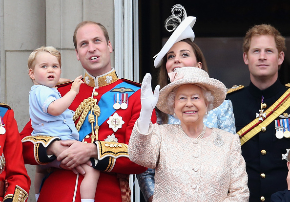 2015「Trooping The Colour」:写真・画像(14)[壁紙.com]