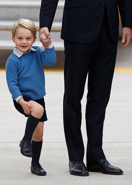 Prince George of Cambridge「2016 Royal Tour To Canada Of The Duke And Duchess Of Cambridge - Victoria, British Columbia」:写真・画像(16)[壁紙.com]