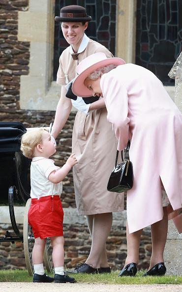 Baptism of Princess Charlotte of Cambridge「The Christening Of Princess Charlotte Of Cambridge」:写真・画像(15)[壁紙.com]