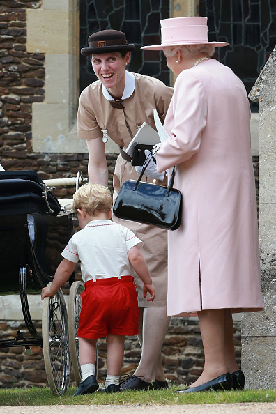 Baptism of Princess Charlotte of Cambridge「The Christening Of Princess Charlotte Of Cambridge」:写真・画像(19)[壁紙.com]