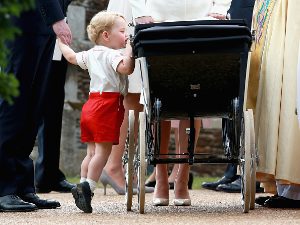 Baby Carriage「The Christening Of Princess Charlotte Of Cambridge」:写真・画像(8)[壁紙.com]