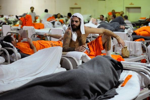 Prisoner「Supreme Court To Rule On California's Overcrowded Prisons」:写真・画像(18)[壁紙.com]