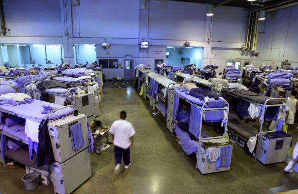 USA「California State Prisons Face Overcrowding Issues」:写真・画像(6)[壁紙.com]