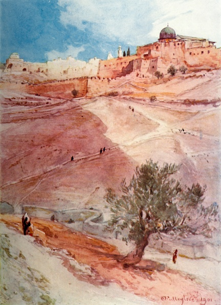 UNESCO「South Wall Of Jerusalem From The North End Of The Village Of Siloam」:写真・画像(9)[壁紙.com]