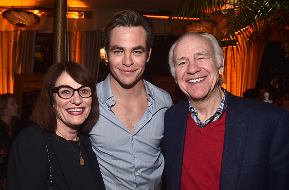 """Chris Pine「Premiere Of TNT's """"I Am The Night"""" - After Party」:写真・画像(12)[壁紙.com]"""