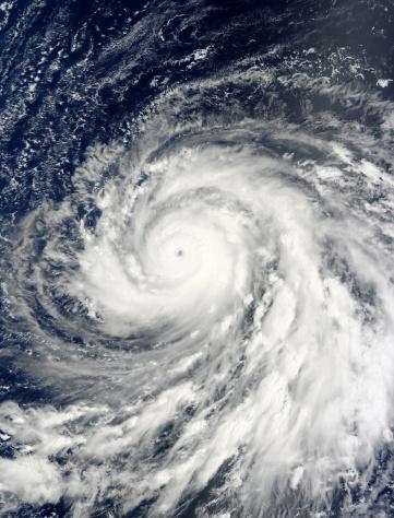 Northern Mariana Islands「Super Typhoon Choi-wan over the Mariana Islands.」:スマホ壁紙(5)