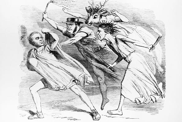 Cartoon「Orestes Pursued」:写真・画像(2)[壁紙.com]