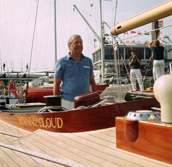 船・ヨット「Heath On Yacht」:写真・画像(5)[壁紙.com]