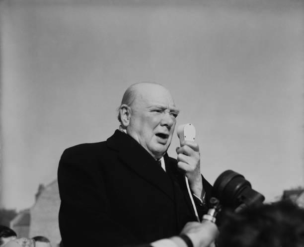Speech「Churchill On Church Hill」:写真・画像(5)[壁紙.com]