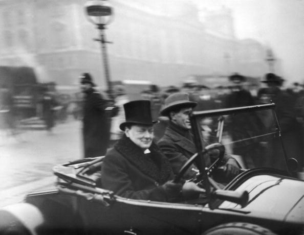 Politician「Winston Churchill」:写真・画像(5)[壁紙.com]