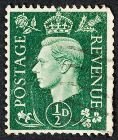 English Culture「British stamp」:スマホ壁紙(18)