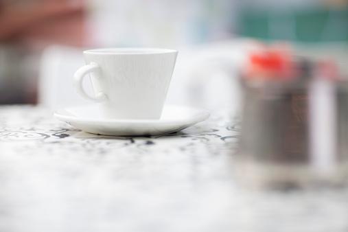 Coffee Break「White cup of coffee」:スマホ壁紙(3)