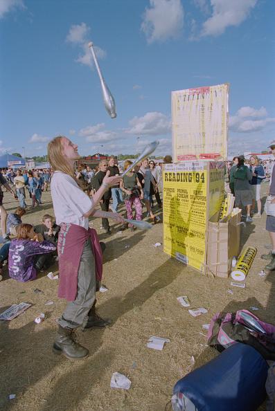 リラクゼーション「1994 Reading Festival」:写真・画像(8)[壁紙.com]