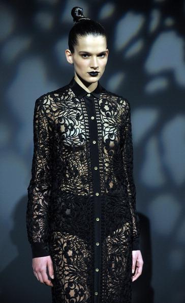 Chelsea Piers「Tribune Standard by Tawfik Mounayer - Presentation - Fall 2012 Mercedes-Benz Fashion Week」:写真・画像(6)[壁紙.com]