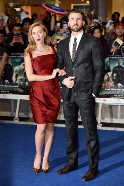 "Ian Gavan「""Captain America: The Winter Soldier"" - UK Film Premiere - Red Carpet Arrivals」:写真・画像(1)[壁紙.com]"