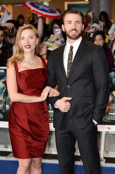 "Ian Gavan「""Captain America: The Winter Soldier"" - UK Film Premiere - Red Carpet Arrivals」:写真・画像(2)[壁紙.com]"