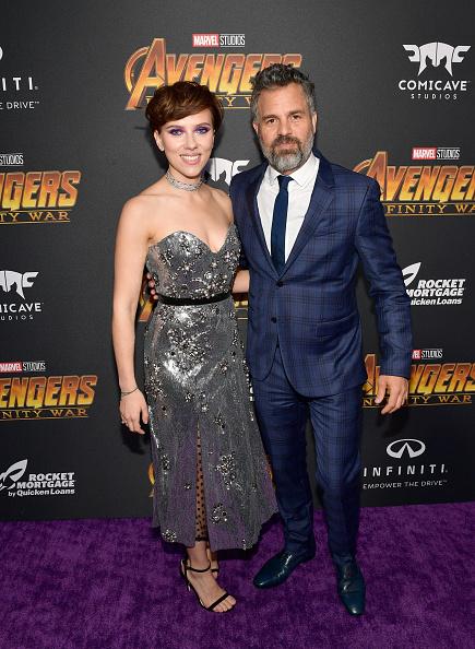 "Messika「Los Angeles Global Premiere for Marvel Studios' ""Avengers: Infinity War""」:写真・画像(14)[壁紙.com]"