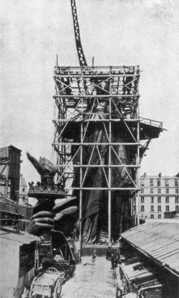 Construction Industry「Statue Of Liberty」:写真・画像(9)[壁紙.com]