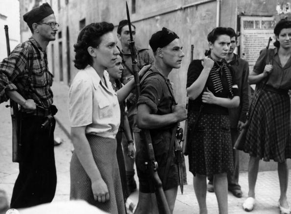 Females「Italian Partisans」:写真・画像(19)[壁紙.com]