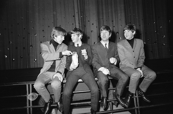 Snack「Beatles Popcorn」:写真・画像(17)[壁紙.com]