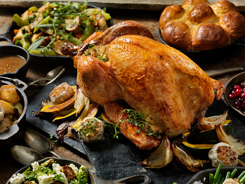 Cast Iron「Roast Turkey Dinner」:スマホ壁紙(18)