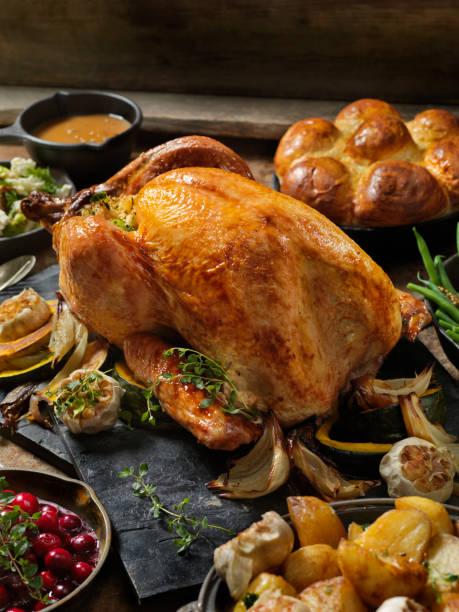 Roast Turkey Dinner:スマホ壁紙(壁紙.com)