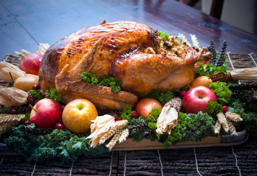 Stuffed Turkey「Roast Turkey」:スマホ壁紙(0)