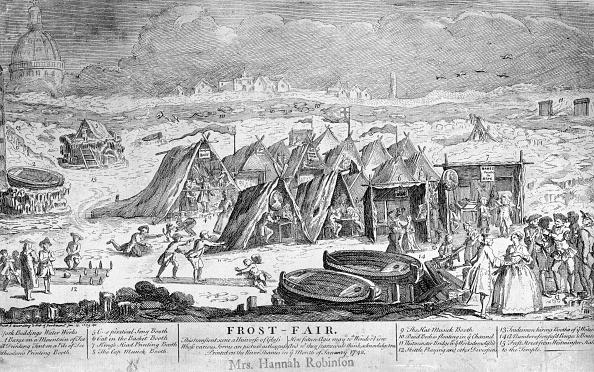 テムズ川「Thames Frost Fair」:写真・画像(14)[壁紙.com]